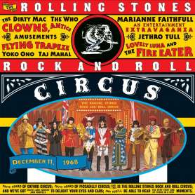The Rolling Stones - The Rolling Stones Rock And Roll Circus - Cd digital