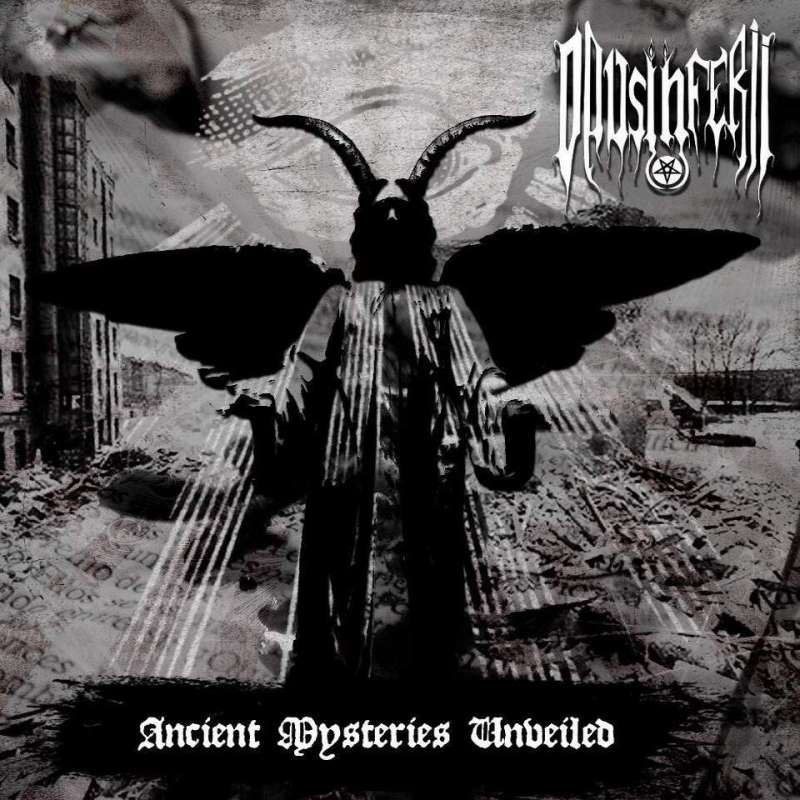 OPUS INFERII - Ancient mysteries unveiled - Cd
