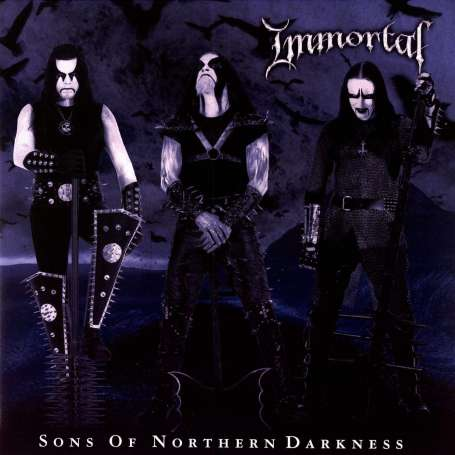 IMMORTAL - Sons of northern darkness - Deluxe Edition Cd+DVD
