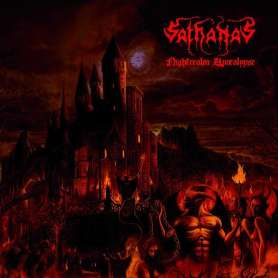 SATHANAS - Nightrealm...