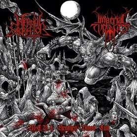 Infernal Execrator / Imperial Tyrants – MCBL Heathen Blood Cult - Cd