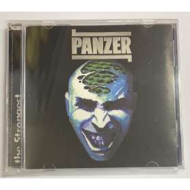 PANZER  - The Strongest - Cd
