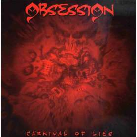 OBSESSION - Carnival of lies - Cd