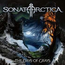 SONATA ARCTICA - The days of grays - Cd