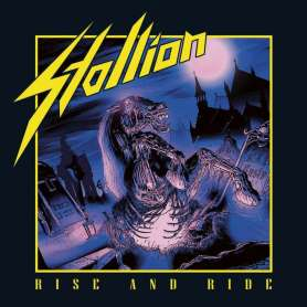 STALLION - Rise And Ride - Cd Slipcase