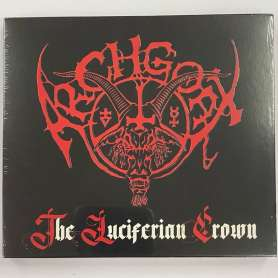 ARGHOAT - The Luciferian Crown - Cd Slipcase
