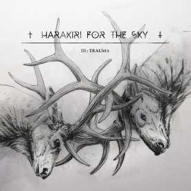 Harakiri For The Sky – III: Trauma - Cd Slipcase