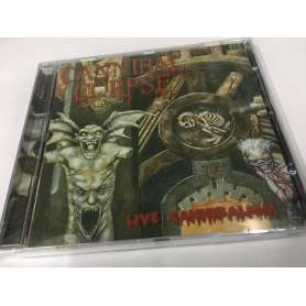 CANNIBAL CORPSE - Live cannibalism - Cd