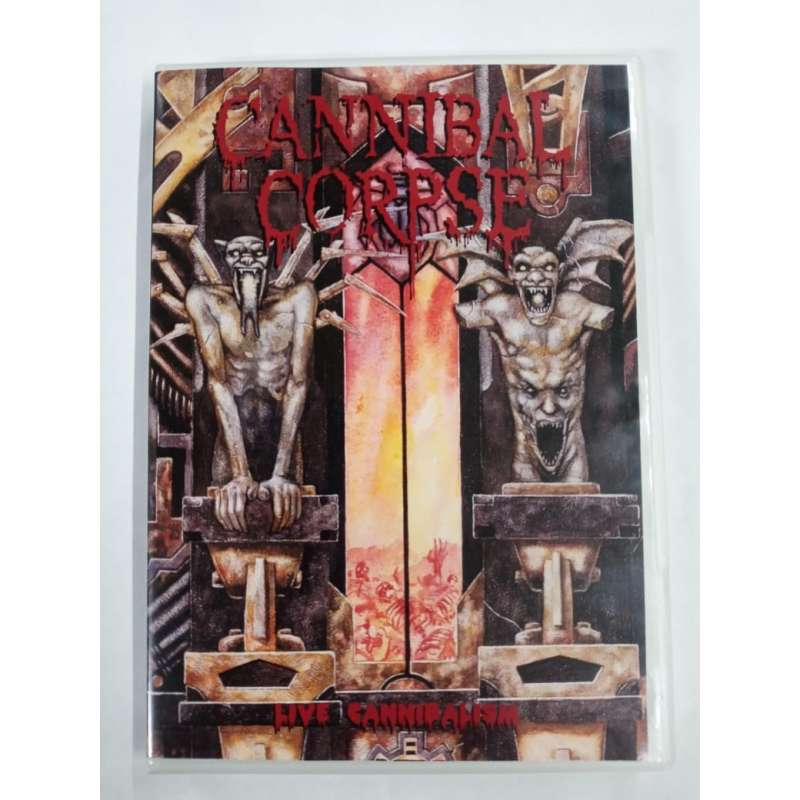 CANNIBAL CORPSE - Live cannibalism - DVD