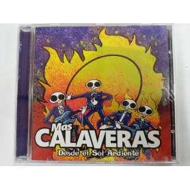 MAS CALAVERAS - Desde el Sol Ardiente - Cd