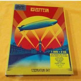 LED ZEPPELIN - Celebration Day  - 2CD+DVD