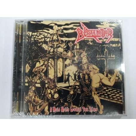 BLASFEMADOR - A Meia Noite Levarei tua Alma - CD