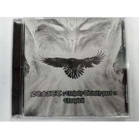 BESATT - Unholy Trinity: Part II - Unspirit - Cd