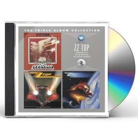 ZZ Top - The Triple Album Collection - 3 Cd