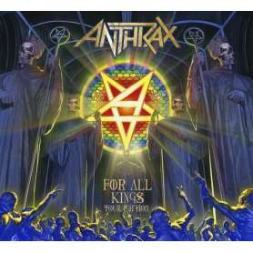 ANTHRAX - For All Kings - 2Cd