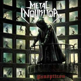 METAL INQUISITOR  - Panopticon - Cd Digipack