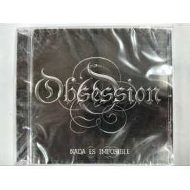OBSESSION - Nada es imposible - Cd