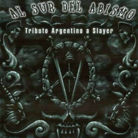 V/A Al sur del abismo - Tributo a SLAYER - Cd Slipcase