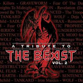 V/A - A tribute to the beast vol. 2