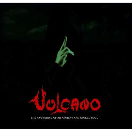 VULCANO - the awakening an ancient and wicked soul - Cd+DVD