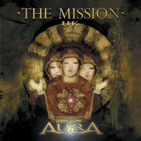 THE MISSION  - Aura - Cd
