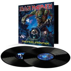 IRON MAIDEN - 2 LP - The...