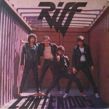 RIFF - Contenidos - Cd