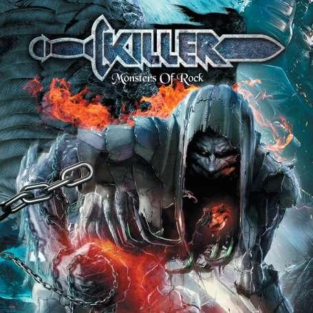KILLER - Monsters Of Rock - Cd+DVD Slipcase