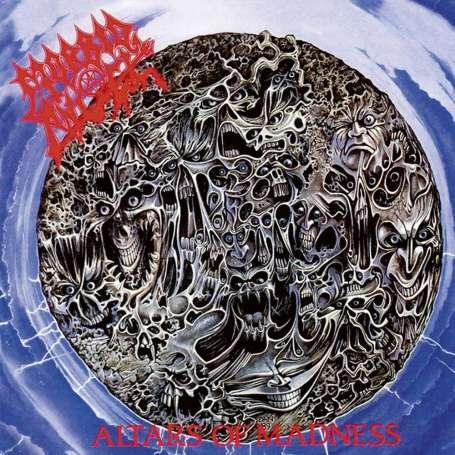 MORBID ANGEL - Altars of madness - Cd + DVD