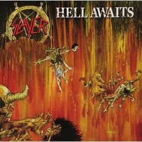SLAYER - Hell awaits - Cd