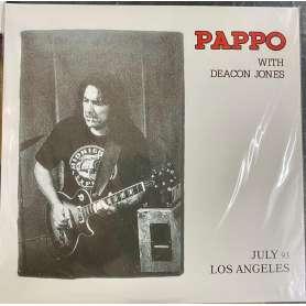PAPPO With Deacon Jones - 2lp - July 93 Los Angeles