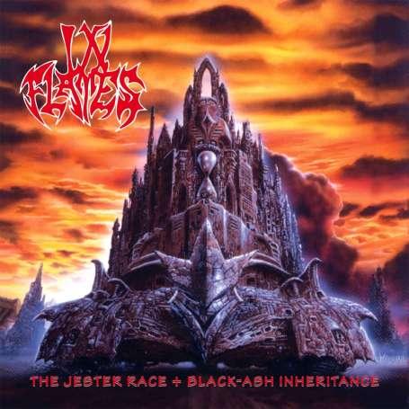 IN FLAMES - The Jester Race - Black Ash Inheritance - Cd