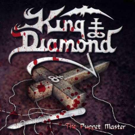 KING DIAMOND -  the puppet master - Cd Slipcase
