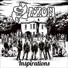 SAXON - Inspirations - Cd