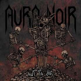 AURA NOIR - Out To Die - Cd