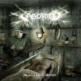 ABORTED - The archaic abattoir - Cd