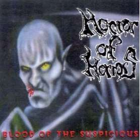 HORROR OF HORRORS Blood of...