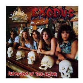 EXODUS - Pleasures Of The Flesh - Cd