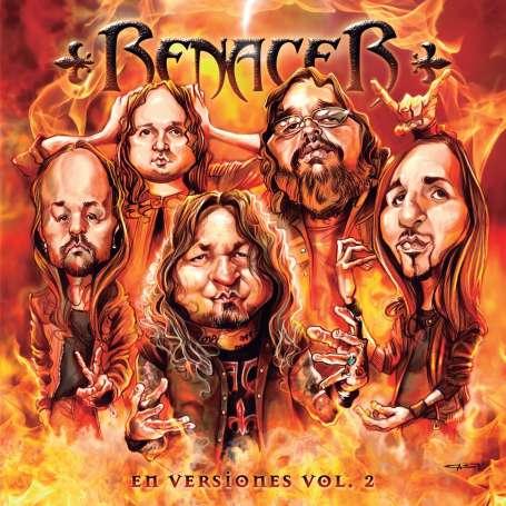 RENACER - En Versiones Vol. 2 - Cd