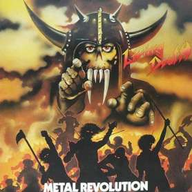 LIVING DEATH Metal Revolution