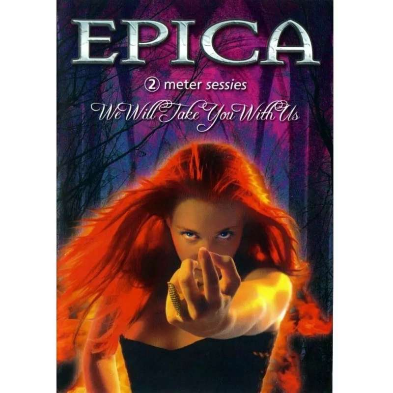 EPICA - We will take you with us - DVD