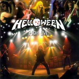 HELLOWEEN - High liVe - DVD