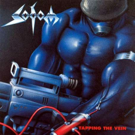 SODOM - Tapping in the vein - Cd