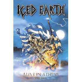 ICED EARTH Alive In Athens DVD
