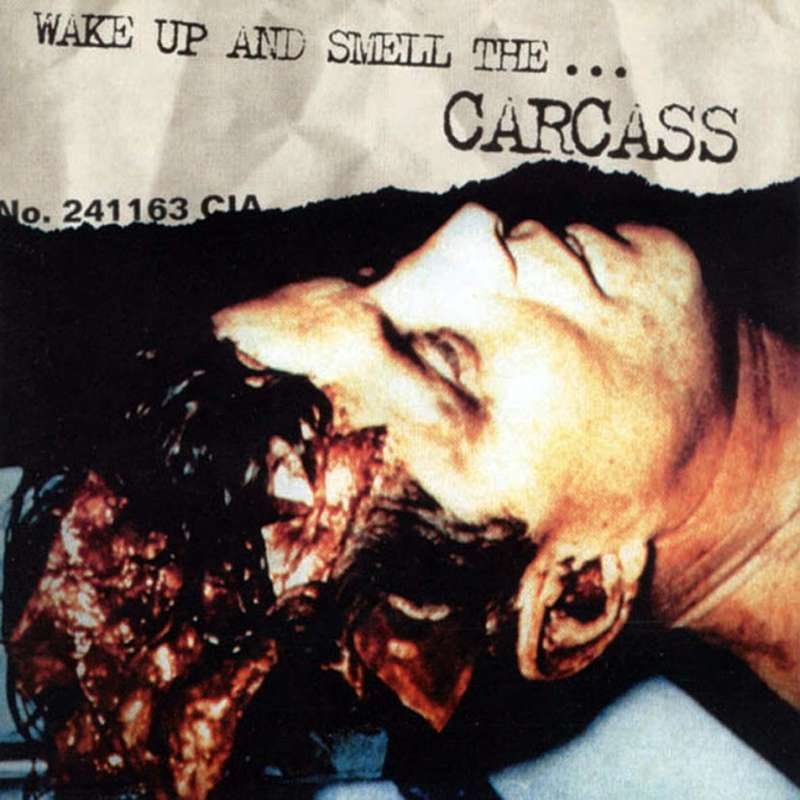 CARCASS  - Wake Up And Smell The - Cd