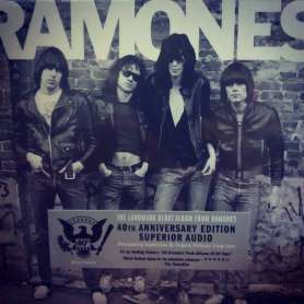 RAMONES - Ramones 40th Anniversary Edition Digi Cd