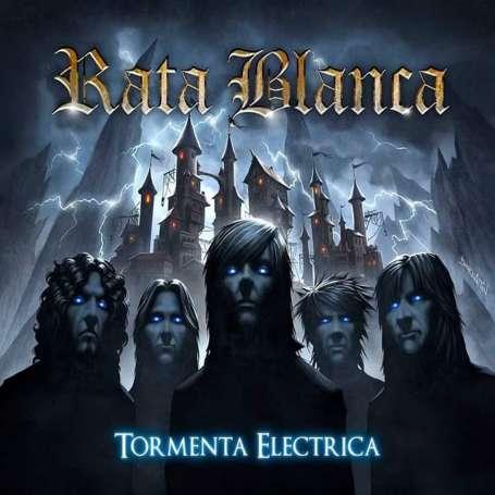RATA BLANCA - Tormenta Electrica - CD DIGIPACK