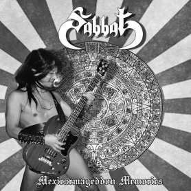 SABBAT - Mexicarmageddon Memories - Cd