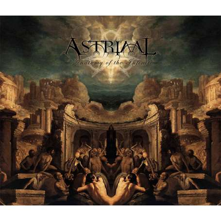 ASTRIAAL - Anatomy of the infinite- Cd Digipack