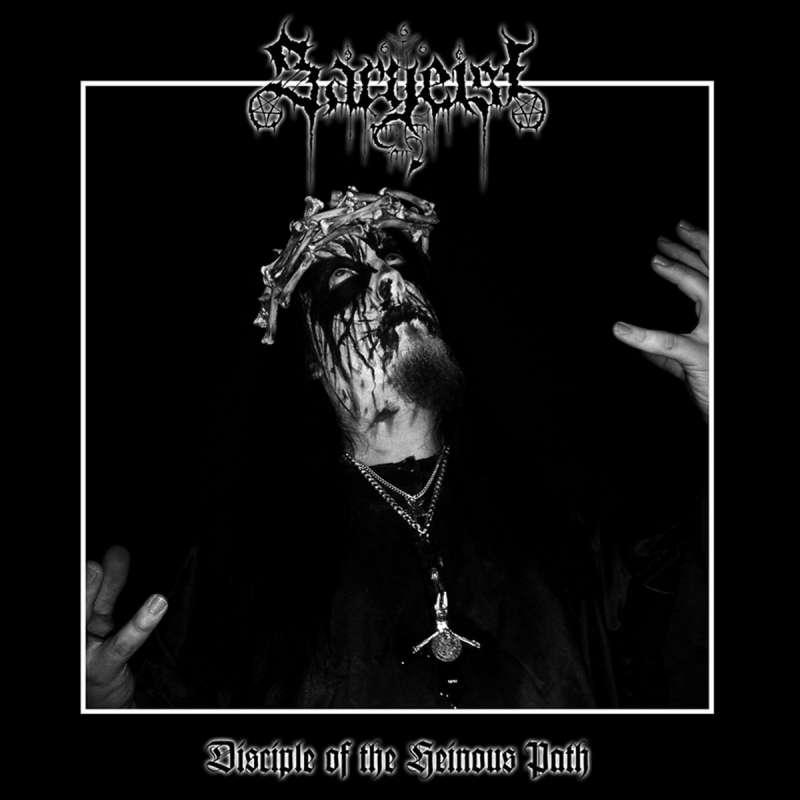 SARGEIST - Disciple of the Heinous - Cd